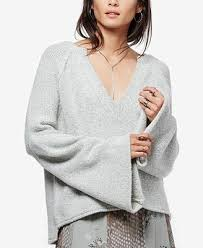 bell sleeve sweater free lovely lines bell sleeve sweater sweaters