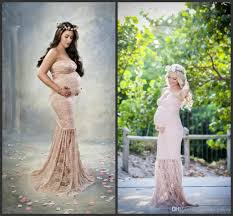 2015 lace mermaid pregnant dresses for woman vintage sweetheart