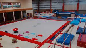 salto gymnastics club parties