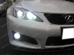 lexus is 250 headlight bulb 18w high power oem style fog lights assy for lexus toyota scion