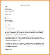7 how to write a marriage proposal letter proposal template 2017