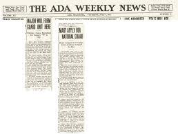 newspapers 158th field artillery association