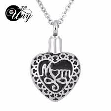 pendant for ashes uny ashes keepsake urn memorial ash cremation necklaces pendants