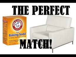 What To Use To Clean Leather Sofa How To Clean White Leather With Baking Soda