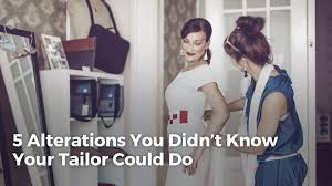 5 alterations you didn u0027t know your tailor could do real simple