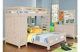 Girls Bunk Beds  Loft Beds With Desks Slides  Storage - Loft bunk beds for girls