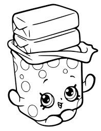 free color pages shopkins shopkins coloring pages free coloring