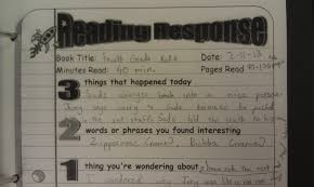 Handwriting Worksheets 4th Grade Five Minute Reading Responses Scholastic