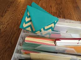 organize your greeting card stash diy network blog made