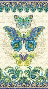 butterfly swirls pattern design