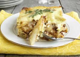 hungry couple pastitsio greek lasagna