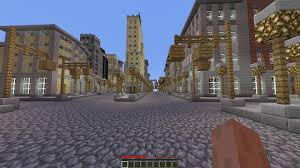 Minecraft New York Map by York City 1930s For Minecraft