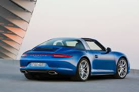 Porsche 911 Targa 4 And 4s 991 Debut In Detroit Image 221876