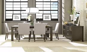 dining room sets with fabric chairs latest trends in dining table sets overstock com