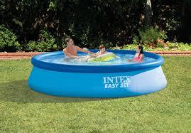 12ft x 30in easy set pool set intex