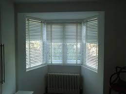 window blinds bay windows blinds chalk with matching tapes in