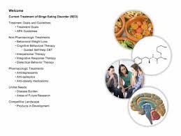Bed Eating Disorder Binge Eating Disorder Current Treatment
