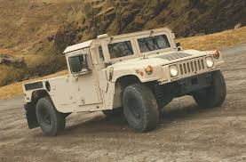 tactical truck am general hoping to increase foreign business with custom truck