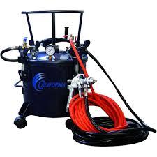 husky hvlp and standard gravity feed spray gun kit hdk00600sg
