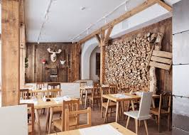 wood home decor ideas rustic restaurant with cool wood wall ideas also trophy wall