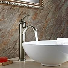 Amazon Bathroom Sink Faucets by Gothobby Brushed Nickel Vessel Sink Bathroom Faucet Lavatory