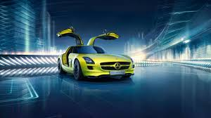 mercedes sls wallpaper wallpaper mercedes benz sls amg e cell electric cars hd