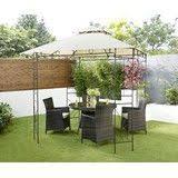 Argos Gazebos And Garden Awnings Buy Wall Mounted Garden Gazebo 3m At Argos Co Uk Visit Argos Co