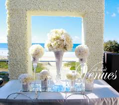 beach wedding ceremony decorations gold coast decorating of party