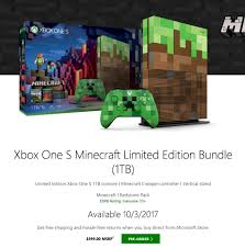 when do amazon black friday deals go live today cheapassgamer xbox one x minecraft xbox one le console preorders video game