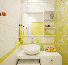 White Bathroom Vanity Ideas by White Yellow Bathroom Vanity Interior Design Ideas Yellow Tile