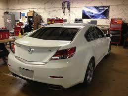 Blind Spot Detection System Installation Hurleys Auto Audio Acura Tl For Passport 9500ci Blackvue And