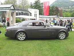 roll royce side file rolls royce phantom coupé side view jpg wikimedia commons
