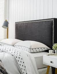 Better Homes Headboard by Top 25 Best Upholstered Headboard Queen Ideas On Pinterest Grey