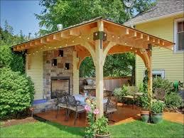 outdoor awesome back garden patio designs outdoor verandah