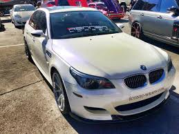 white wrapped cars white wrapped bmw m5 for sema show by iconic wraps custom bmw
