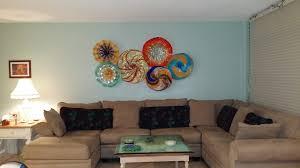 Pleasant Idea Plate Wall Art Plus Best 25 Hanging Plates Ideas