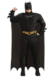 Size Woman Halloween Costume Mens Size Batman Costume