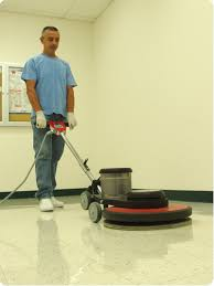 alpha cleaning company floor maintenance