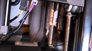 buick seat repair youtube