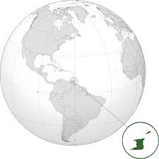 where is and tobago located on the world map location of the and tobago in the world map