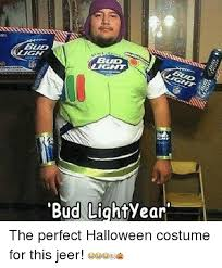 bud bed bud light year the perfect halloween costume for this jeer