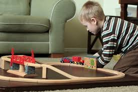 melissa and doug train table and set giveaway melissa doug wooden train set vanilla joy
