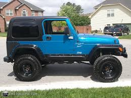 teal jeep rubicon 1999 jeep wrangler information and photos zombiedrive