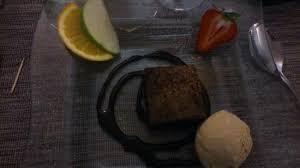cuisiner le gardon fondant chocolat amer picture of hotel restaurant le gardon