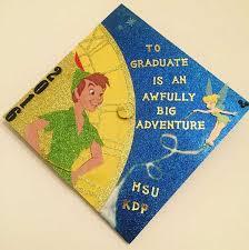 graduation cap decorations 21 diy disney graduation caps you didn t you needed gurl
