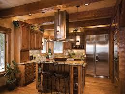 log cabin open floor plans open floor plan in log cabin house view of living room and adorable