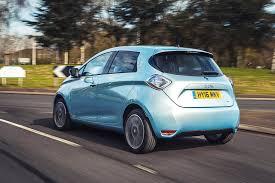 Comparatif Si E Auto B Renault Zoe 2017 Term Test The Report By Car Magazine