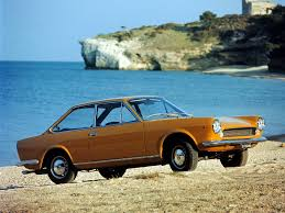 fiat 124 sport coupe fiat and other italian cars pinterest