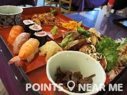 japanese food near me points near me