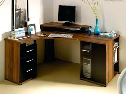 cool things for home office oslo modern white left hand corner